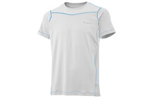Columbia Men&#039;s Baselayer Lightweight Short Sleeve Top white